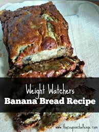 weight watchers banana bread recipe jpg