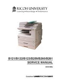 manual service ricoh 5535 5035 4527 4027 4522 4022 photocopier