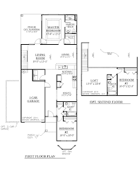 house plan 1336 c the foster