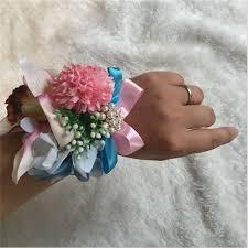 wrist corsage supplies online get cheap wedding corsage supplies aliexpress