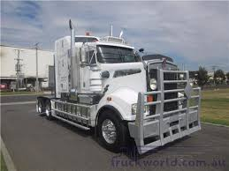 kw semi trucks for sale t909 prime mover heavy combination new used truck sales truckworld