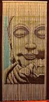 bamboo beaded curtain buddha doorway room divider 90 sreands nt bb