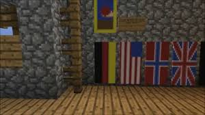 The Germany Flag Minecraft How To Make The German Flag Banner Youtube