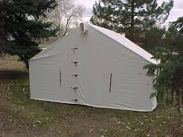Awning Tent Canvas Wall Tent Winter Tents Davis Tent U0026 Awning