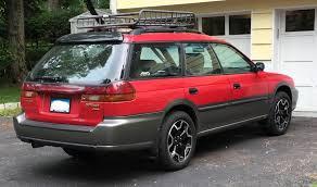red subaru crosstrek will crosstrek wheels fit a gen1 legacy outback subaru outback