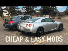 Best Affordable Car Interior Make Any Car Look Better Cheap And Easy Car Mods Marty Youtube