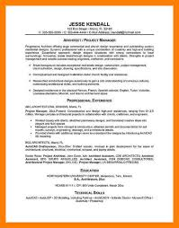 Single Page Resume Template 8 1 Page Resume Template Mla Cover Page