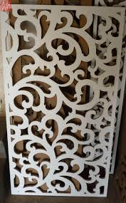 carved mdf panels decorative grille panels cnc route mdf grille