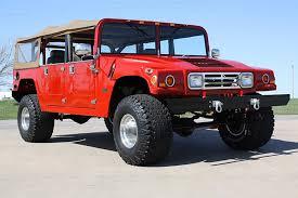 military hummer h1 jurassic truck t rex don u0027t call it a hummer