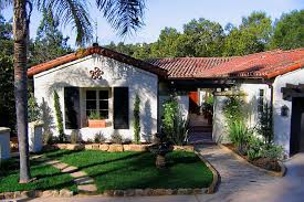 small house in spanish pictures spanish style stucco free home designs photos