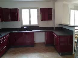 des cuisines modele des cuisines modernes cuisine equipee laquee blanc meubles