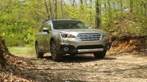 subaru van 2015 2015 subaru outback and legacy consumer reports youtube