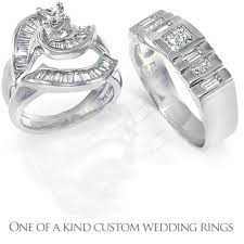His And Hers Wedding Ring Sets by Green Wedding Cake His And Hers Wedding Bands Jewelry