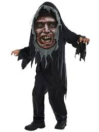 horror halloween costumes boys mad creeper zombie reaper horror halloween costume kids child