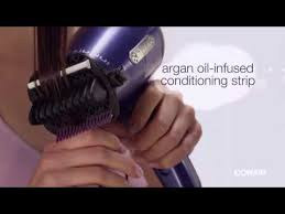 the new infiniti pro by conair hair designer dryer with argan oil