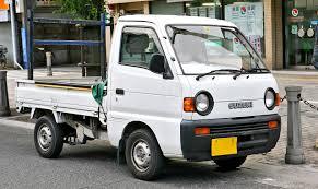 kei truck image suzuki carry 1001 jpg tractor u0026 construction plant wiki