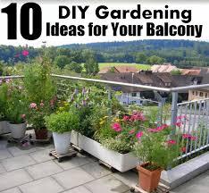 Planter Gardening Ideas 10 Intelligent Diy Gardening Ideas For Your Balcony Diy Home Things
