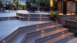 solar deck accent lights deck floor lights homes floor plans