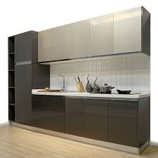 High Glossy Red Acrylic Mdf Kitchen Cabinet Manufacturer Kitchen - Kitchen cabinet manufacturer