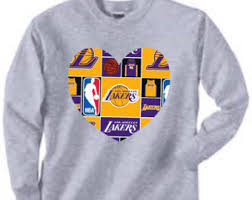 la lakers short and long sleeved lakers baby lakers