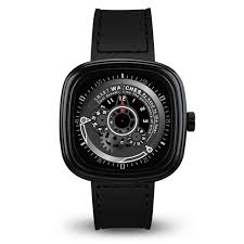 black friday smartwatch luxury bluetooth smart seven watch classic health metal smartwatch