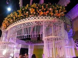 Malayalee Wedding Decorations Stage Decorations Service Provider From Trichur