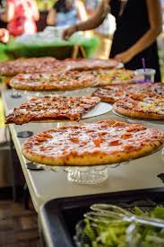 wedding serving dishes best 25 pizza wedding ideas on buffet pizza cheap