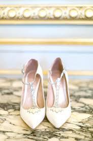 Wedding Shoes London Elegant Shangri La Paris Wedding Inspiration French Wedding Style