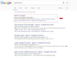 Gmail Sign In – How do I login into my Gmail Account