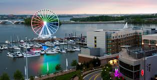 Tourist Map Of Washington Dc by National Harbor Hotel The Westin Washington National Harbor