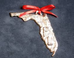 florida ornament etsy