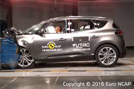renault scenic official renault scenic 2016 safety rating
