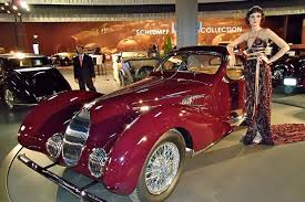a california museum celebrating french art deco cars the new