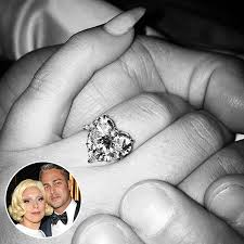 baby engagement rings images Unique unusual celebrity engagement rings jpg