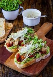 bonne cuisine rapide sfr mail gourmandises tartine avocat et tomates