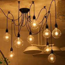 Edison Bulb String Lights Accessories String Lights For Bedroom Big Light Bulb String