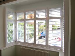 bay window plantation shutters fitted in new forest shuttersouth