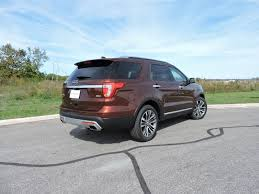 Ford Explorer Trunk Space - 2016 ford explorer vs 2016 honda pilot autoguide com news