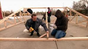 How To Frame A Hip Roof Addition All About Roofs Pitches Trusses And Framing Diy