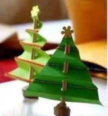 Preschool Holiday Crafts - easy christmas tree ideas preschool christmas crafts