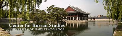university of hawaii center for korean studies