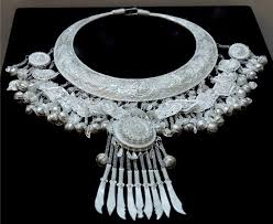 gallery of silver ornaments of miao nationality zhangjiajie