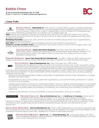 Sales And Trading Resume Resume Bobbie Chase U0027s Blog