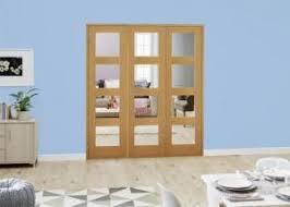 7ft Room Divider by Oak 4l Folding Room Divider 6ft 1800mm Set At Express Doors
