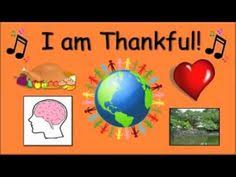 thanksgiving song for what are you thankful for genki