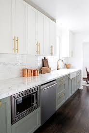 brass kitchen appliances collections dark brown cutting board