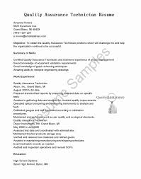 sle cv for information technology manager graph quality control technician resume therpgmovie