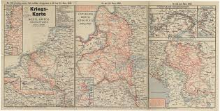 World War 3 Map by World War I Military Situation Maps In The National Library Of Russia