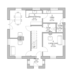 Bungalo Floor Plans by Bungalow House Plans With Diions