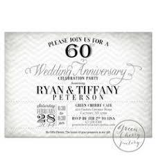 60th wedding anniversary invitations 60th wedding anniversary invitations 60 years of